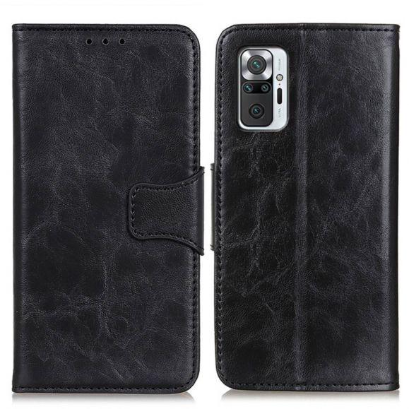 Étui Xiaomi Redmi Note 10 Pro Edouard simili cuir