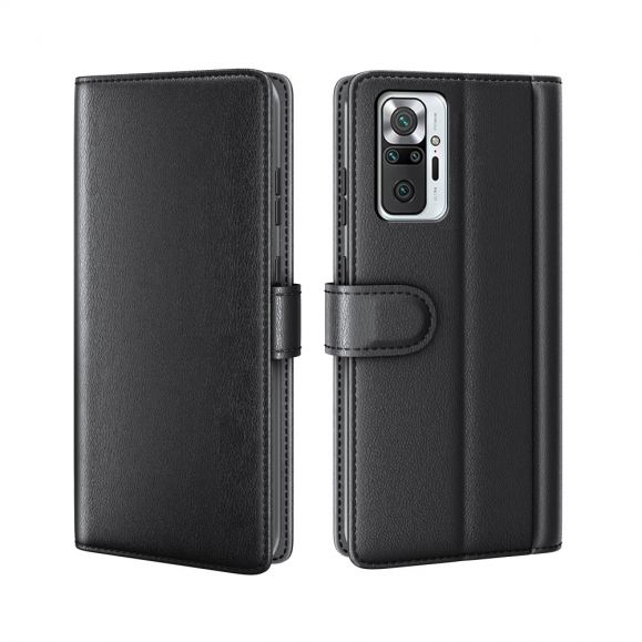 Housse Xiaomi Redmi Note 10 Pro Cuir Premium