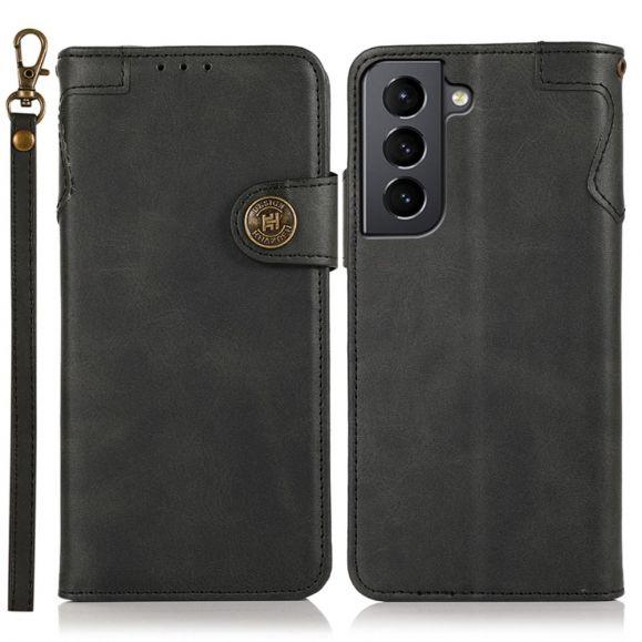 Housse Samsung Galaxy S21 Plus 5G KHAZNEH Le Classique