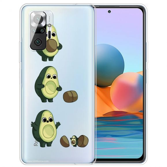 Coque Xiaomi Redmi Note 10 Pro illustration avocat