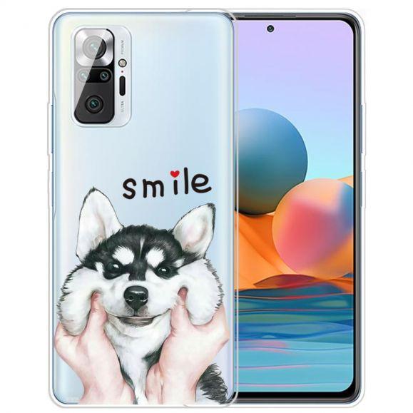 Coque Xiaomi Redmi Note 10 Pro Smile Chien