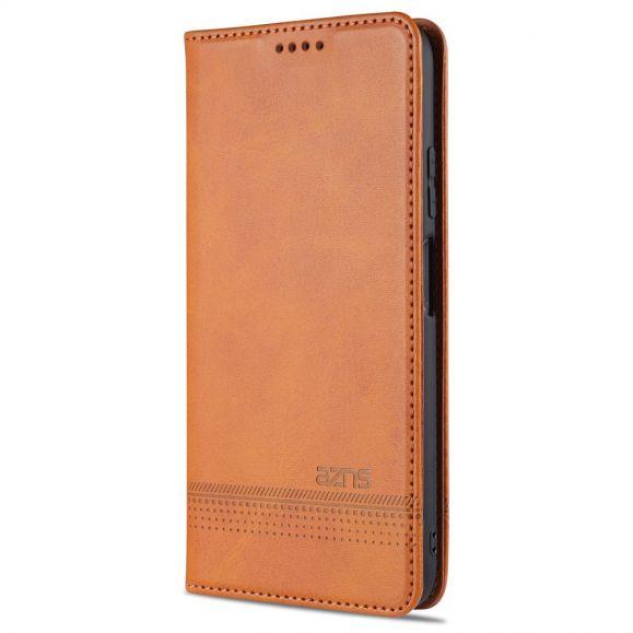 Housse pour Xiaomi Redmi Note 10 Pro AZNS simili cuir
