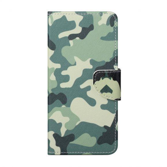 Housse Xiaomi Redmi Note 10 Pro Camouflage Militaire