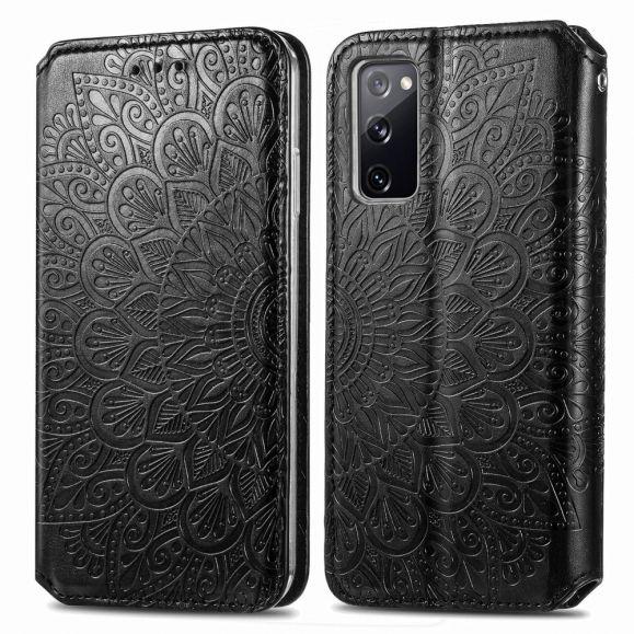 Housse Samsung Galaxy S20 FE Chic Mandala