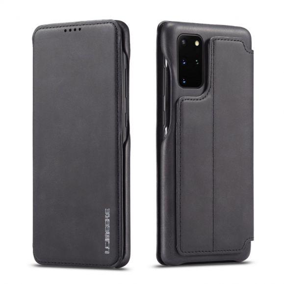 Coque avec rabat Samsung Galaxy S20 FE en simili cuir