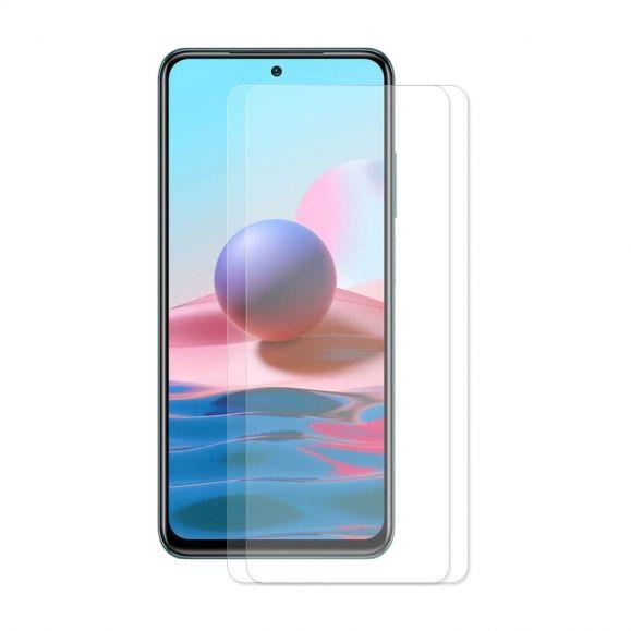 Films Protecteurs Xiaomi Redmi Note 10 / Note 10S en verre trempé