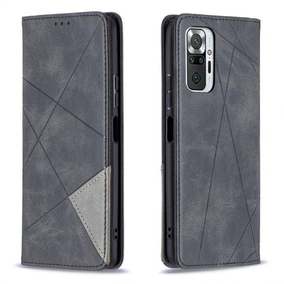 Housse Xiaomi Redmi Note 10 Pro Célinia Style Cuir Porte Cartes