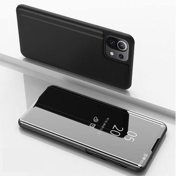 Coque Xiaomi Mi 11 Lite / Mi 11 Lite 5G avec rabat effet miroir