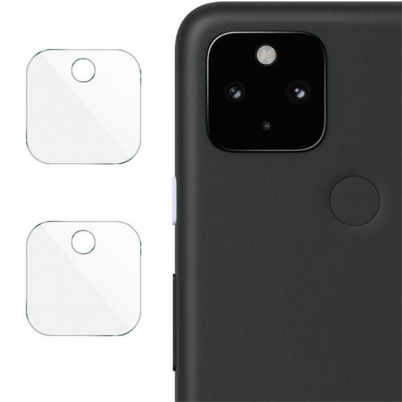 Verre Trempé pour lentille du Google Pixel 4a 5G (2 pièces)