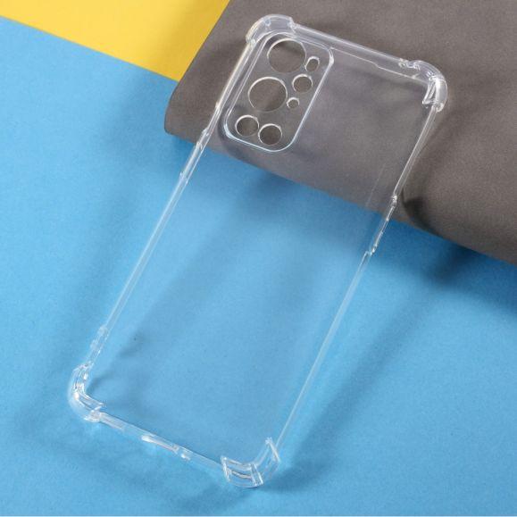 Coque OnePlus 9 Pro transparente angles renforcés