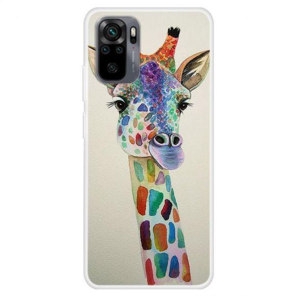 Coque Xiaomi Redmi Note 10 4G / Note 10S La Girafe