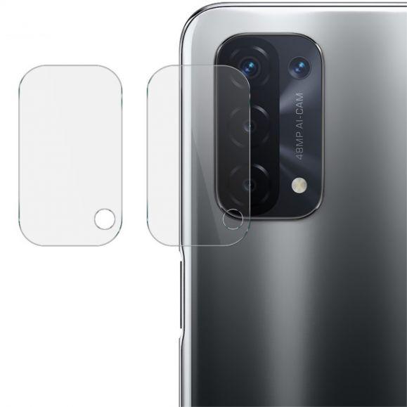 Verre Trempé pour lentille du Oppo A74 5G (2 pièces)