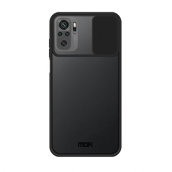 Coque Xiaomi Redmi Note 10 / Note 10S avec cache objectif arrière