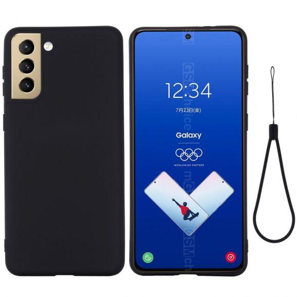 Coque Samsung Galaxy S21 FE Puro silicone liquide