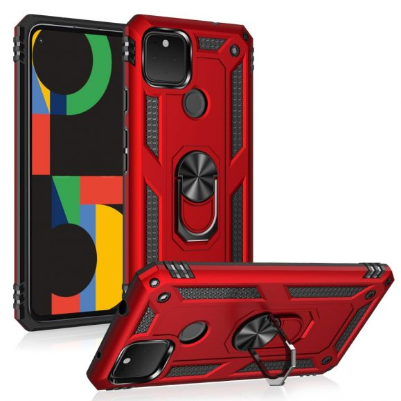 Coque Google Pixel 4a 5G Hybride Fonction Support