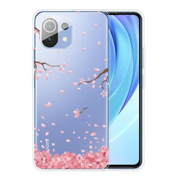 Coque Xiaomi Mi 11 Pink Flower