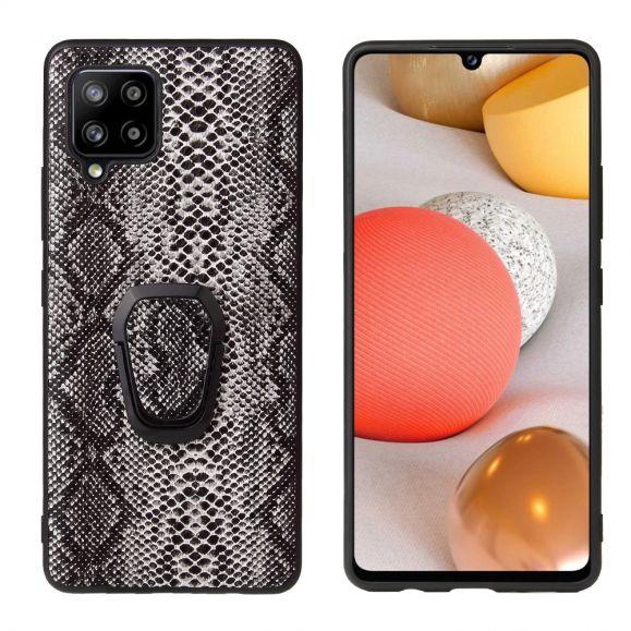 Coque Samsung Galaxy A42 5G Ring effet serpent