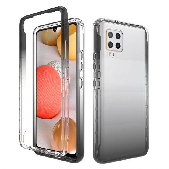 Coque Samsung Galaxy A42 5G Antichoc transparent dégradé