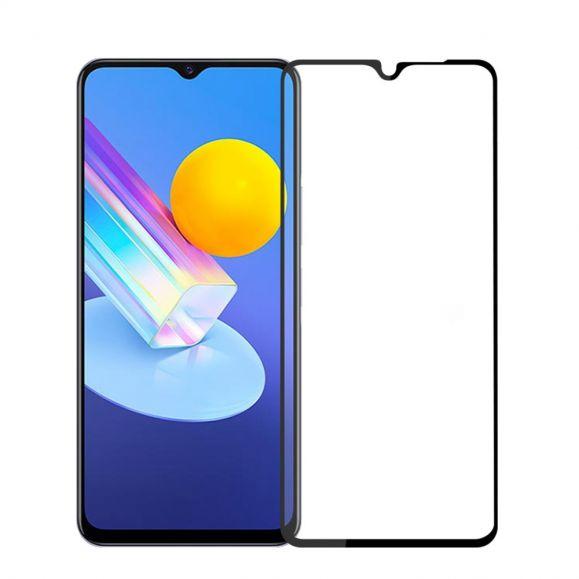 Protection d'écran Vivo Y72 5G en verre trempé full size