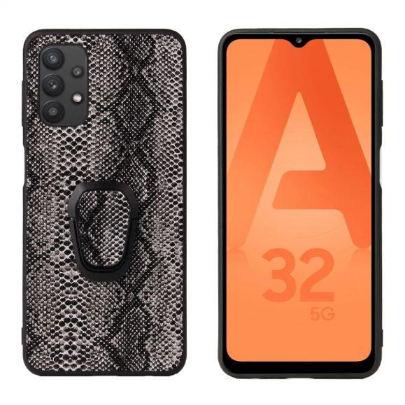 Coque Samsung Galaxy A32 5G Ring effet serpent