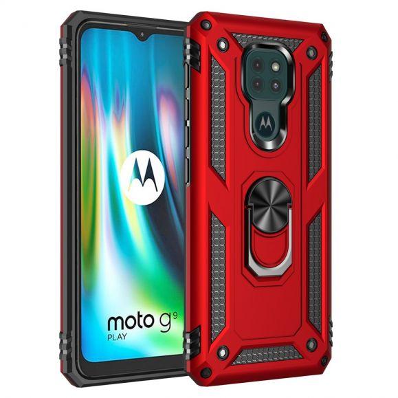 Coque Motorola Moto G9 Play Hybride Fonction Support