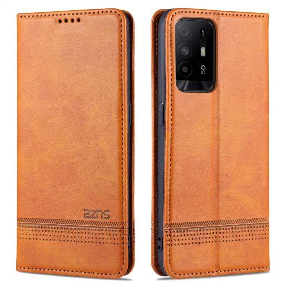 Étui portefeuille Oppo A94 5G simili cuir