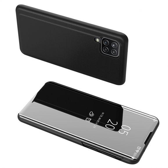 Coque Samsung Galaxy A22 4G avec rabat effet miroir