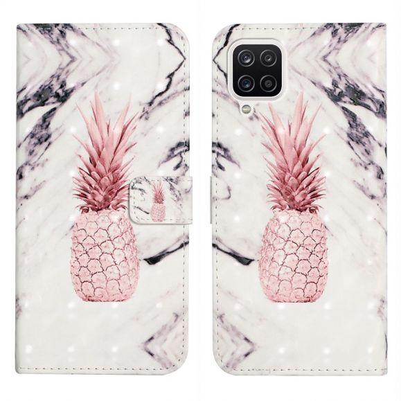 Housse Samsung Galaxy A22 4G Motif Ananas