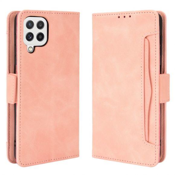 Housse Samsung Galaxy A22 4G Premium avec Porte Cartes