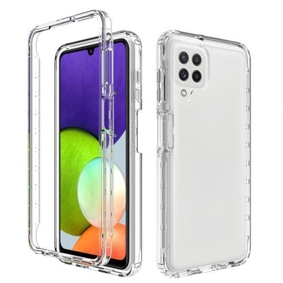 Coque Bumper Samsung Galaxy A22 4G Antichoc transparent
