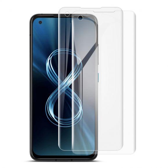 Protection d'écran Asus Zenfone 8 en hydrogel (2 pièces)