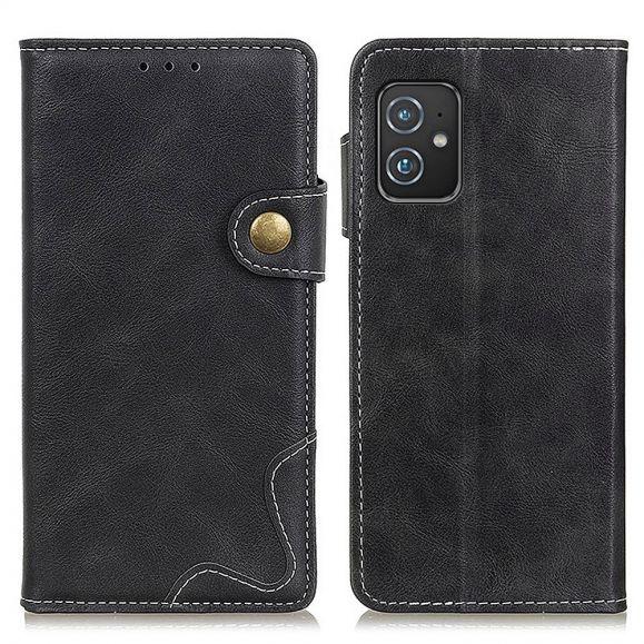 Housse Asus Zenfone 8 S Shape coutures apparentes
