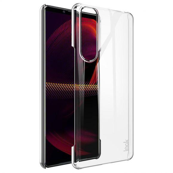 Coque Sony Xperia 5 III en plastique transparent