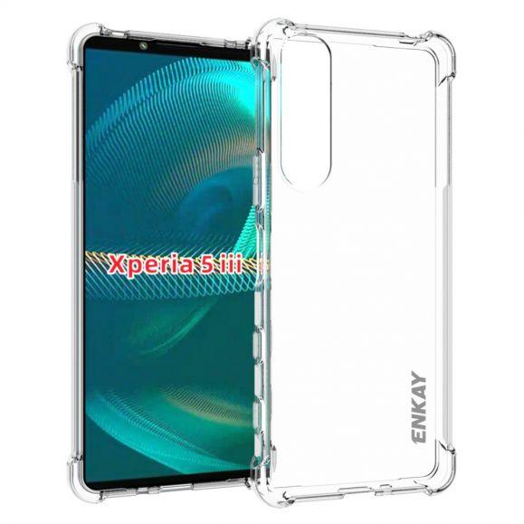 Protection Coque Sony Xperia 5 III ENKAY Transparent