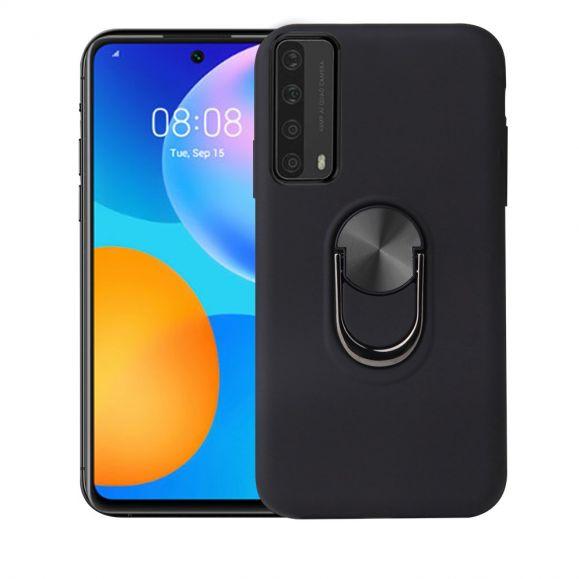 Coque Huawei P Smart 2021 effet mat avec support au dos