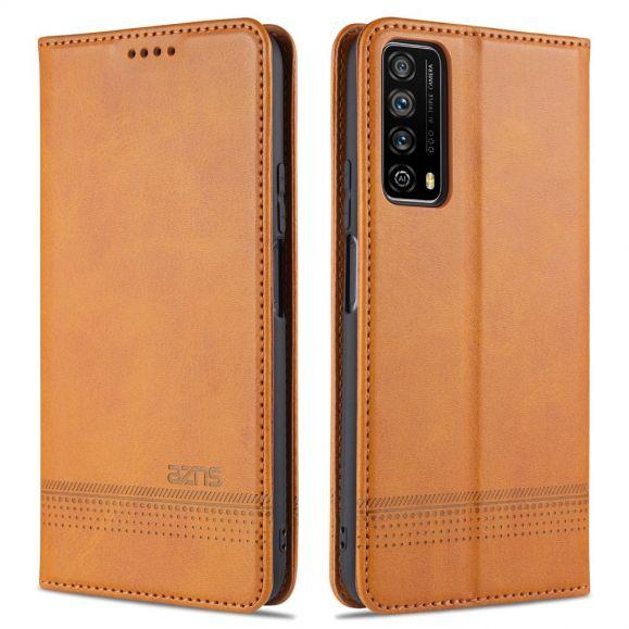 Étui portefeuille Huawei P Smart 2021 AZNS simili cuir