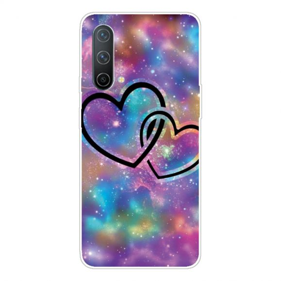 Coque OnePlus Nord CE 5G Coeurs