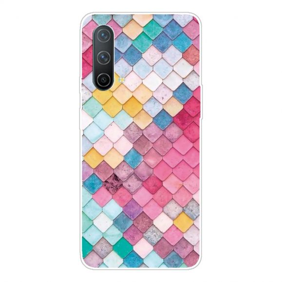 Coque OnePlus Nord CE 5G Colorful Squares