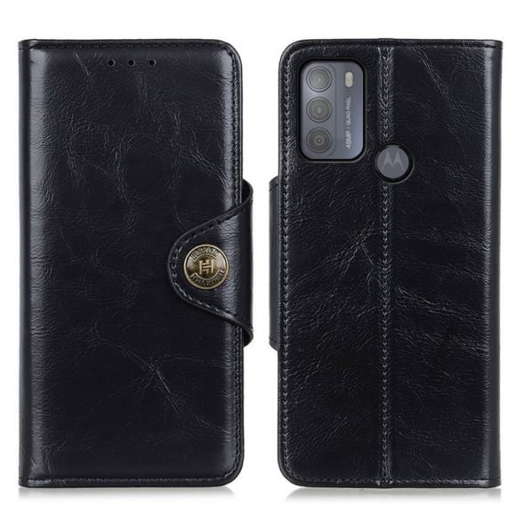 Housse Motorola Moto G50 KHAZNEH Design Essential