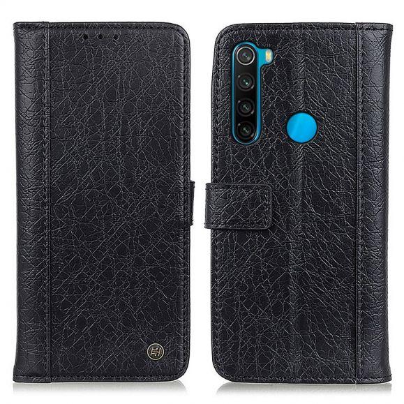 Housse Xiaomi Redmi Note 8 2021 Rhino simili cuir