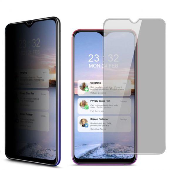 Protection d'écran Vivo Y70 verre trempé et filtre de confidentialité