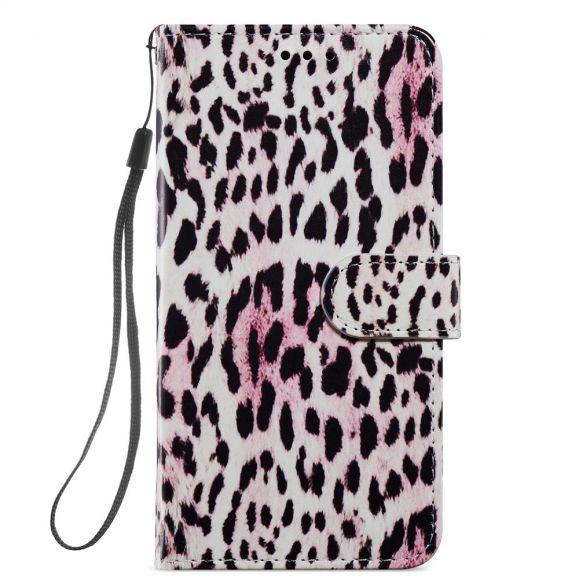 Housse iPhone 12 / 12 Pro Motif Leopard