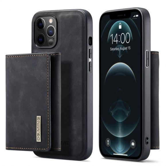 Coque iPhone 12 / 12 Pro avec porte cartes magnétique