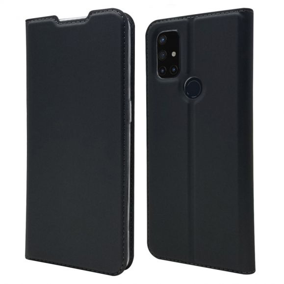 Housse OnePlus Nord N10 5G business imitation cuir