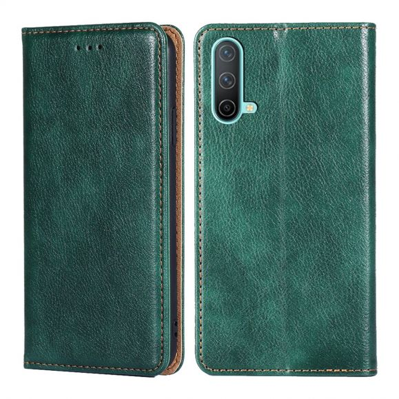 Flip cover OnePlus Nord CE 5G PURE simili cuir