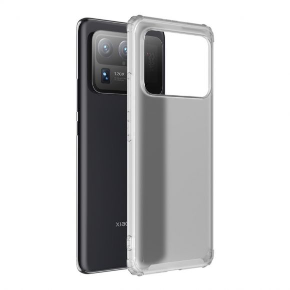 Coque Xiaomi Mi 11 Ultra Armor Series Semi Transparent