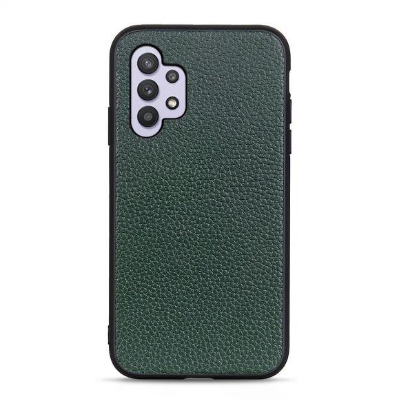 Coque Samsung Galaxy A32 5G cuir grainé