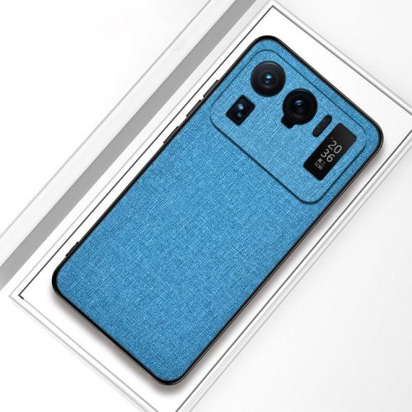 Coque Xiaomi Mi 11 Ultra effet tissu