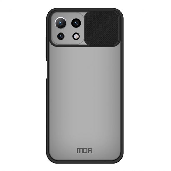 Coque Xiaomi 11 Lite 5G NE / Mi 11 Lite / Lite 5G MOFI avec cache objectif arrière