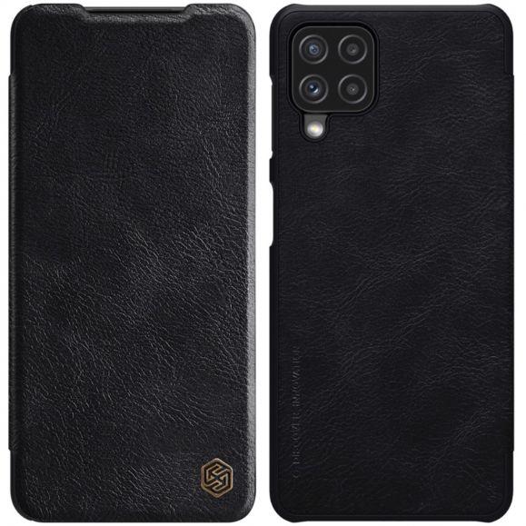 Housse Samsung Galaxy A22 4G Qin Series Effet Cuir